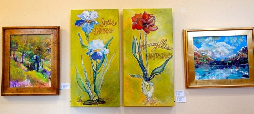 Paintings in Rossmoor, CA