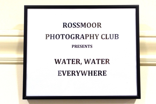 Photography Club. Rossmoor, CA