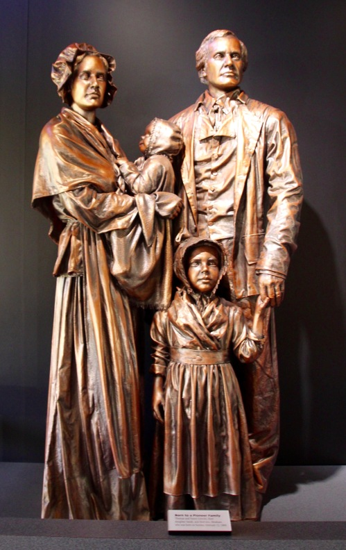Pioneer Family.Abraham Lincoln Birthplace National Historical Park