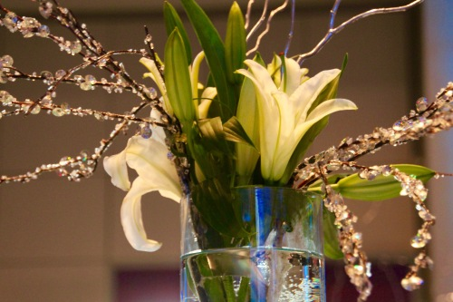 Table Centerpiece at DeVos Children's Hospital 2016 Gala