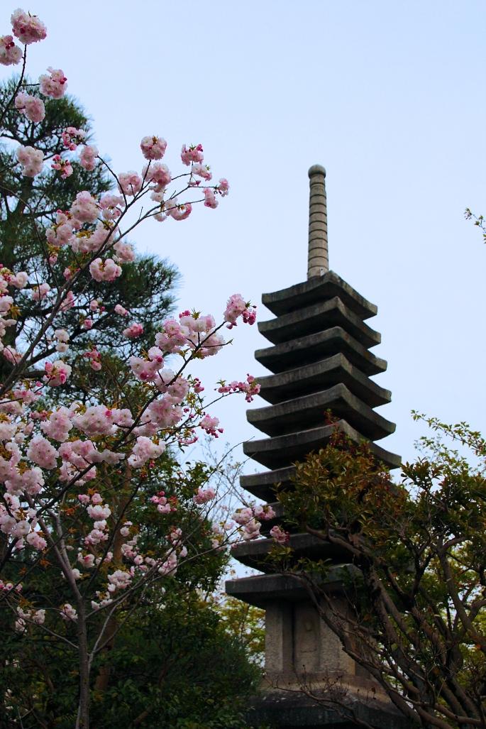 Temple near Kiyomizu-dera Kyotojpg