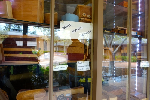 Woodworking shop Rossmoor in Walnut Creek