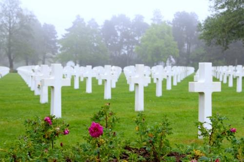 American Cemetery. Cimetière Américain de Colleville-sur-mer 3