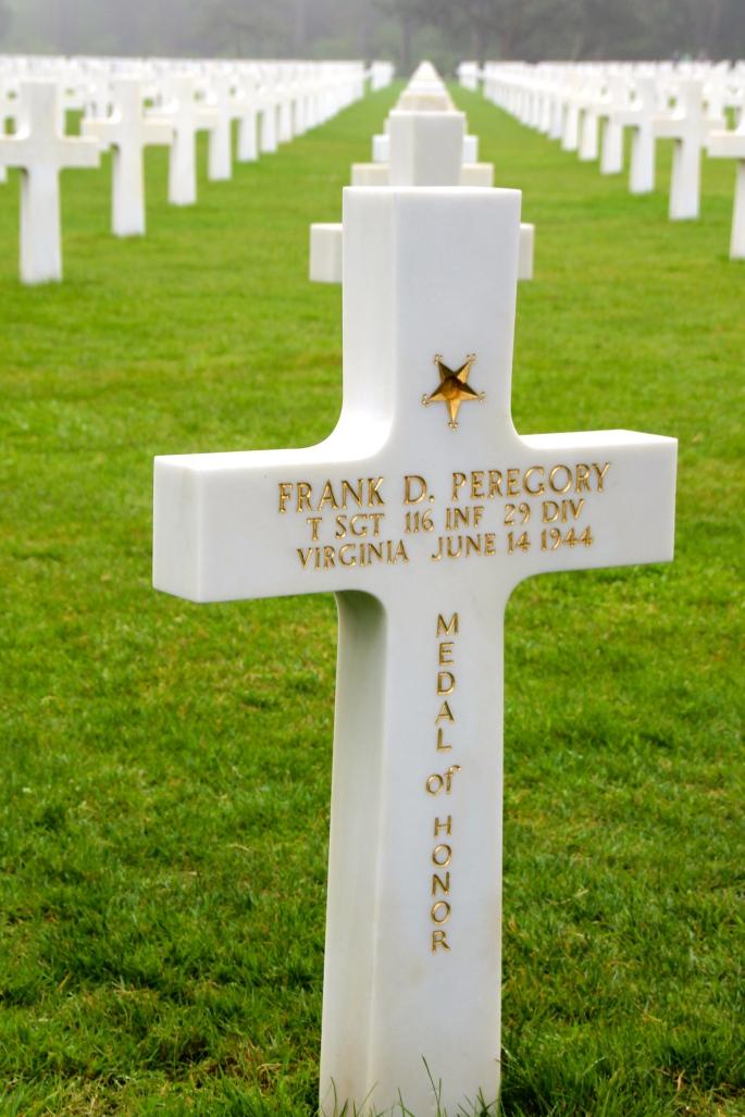 American Cemetery. Cimetière Américain de Colleville-sur-mer