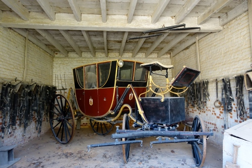 Carriage for George Washington