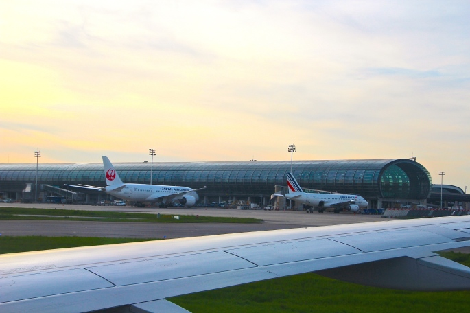 Charles de Gaulle Airport