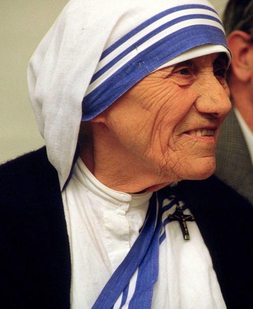 MotherTeresa 1986 Túrelio (via Wikimedia-Commons