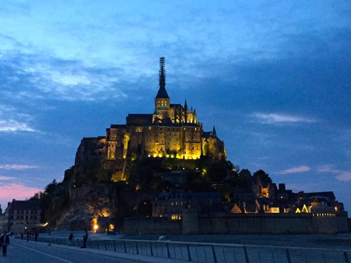 Mt. Saint Michel 05.13.16