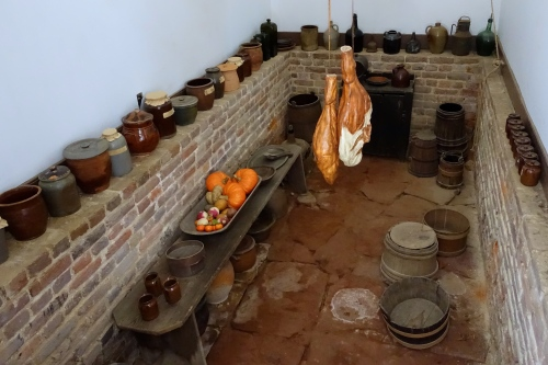 Pantry of Mt. Vernon