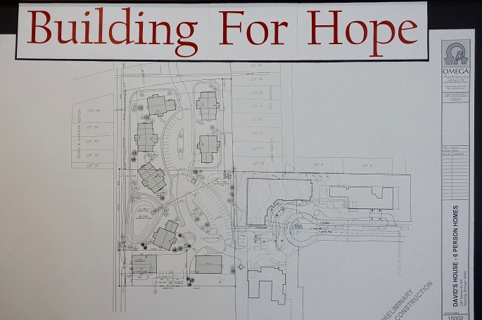 Plans for expansion of David's house
