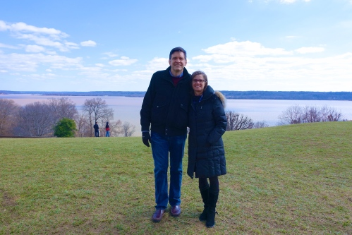 Potomac River at Mount Vernon