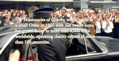 The Letters Missionaries of Charity