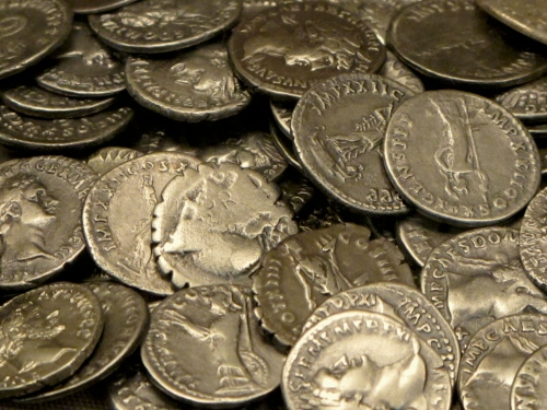 Ancient Coins from British Museum