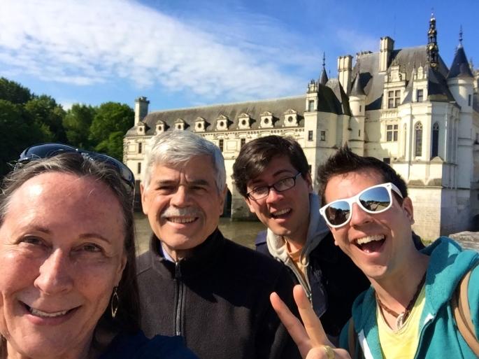 Chateau Chenonceau