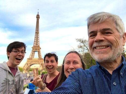 Eiffel Tower. 5.6.16