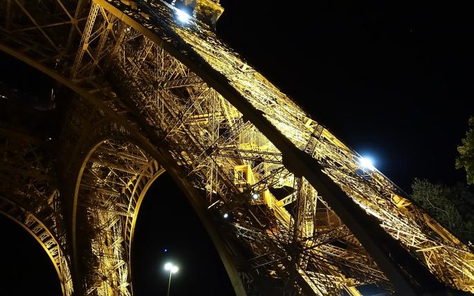 Eiffel Tower at Night 4
