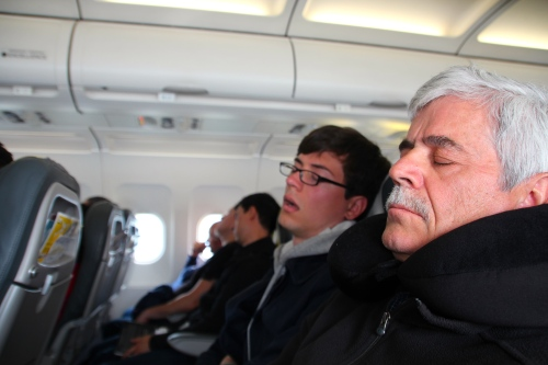 Flight to Venice