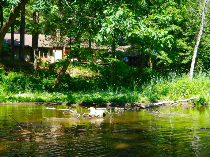 Home on the Rogue River MI