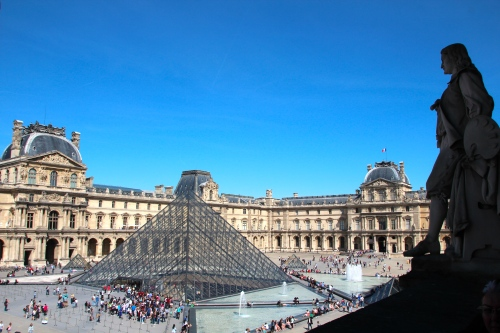 Louvre Museum. Paris