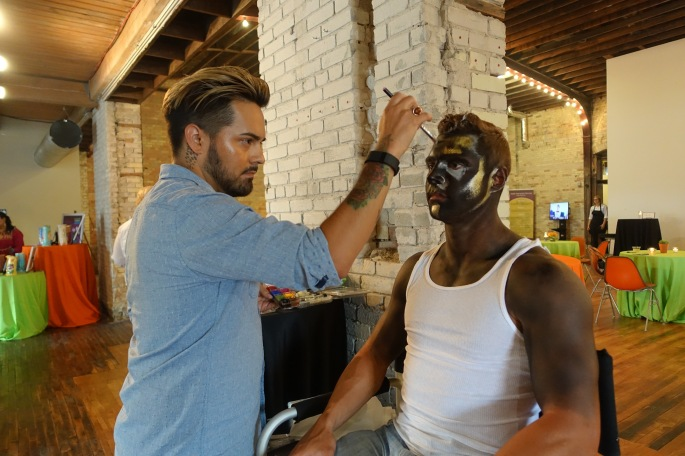Mark Kozar. Makeup Live Artist 2