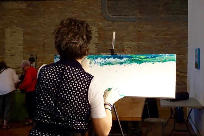 Pamela Alderman Painting 2