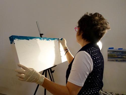 Pamela Alderman Painting
