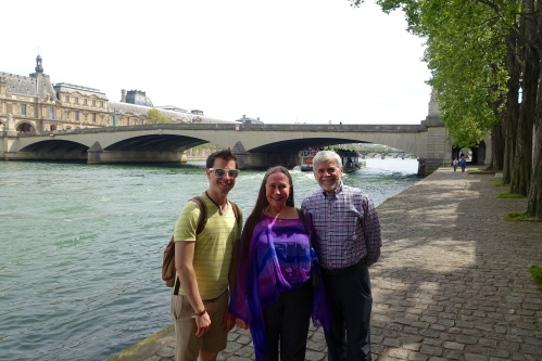 River Seine Walk