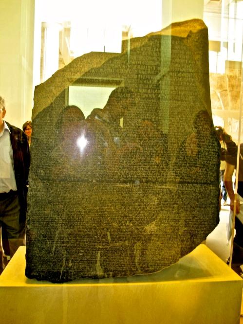 Rosetta Stone. British Museum