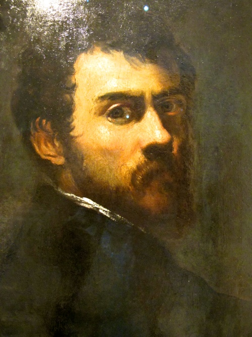 Self-portrait of Jacopo Robusti (Tintoretto)