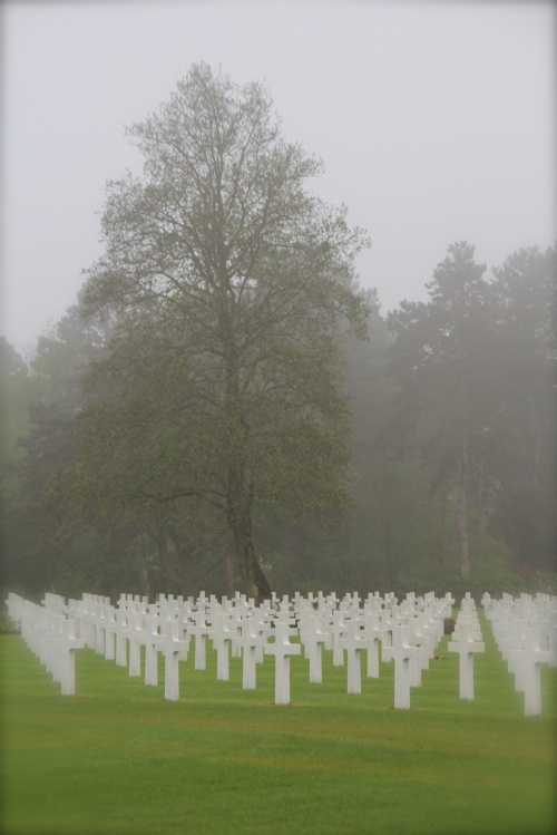 American Cemetery for Normandy