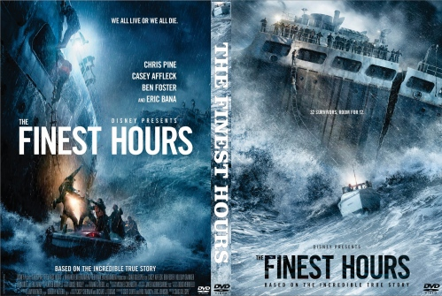 Cover jacket for The Finest Hours