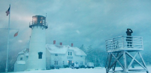Light House in Cape Cod