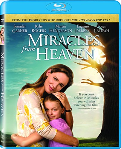 Miracles from Heaven DVD Cover