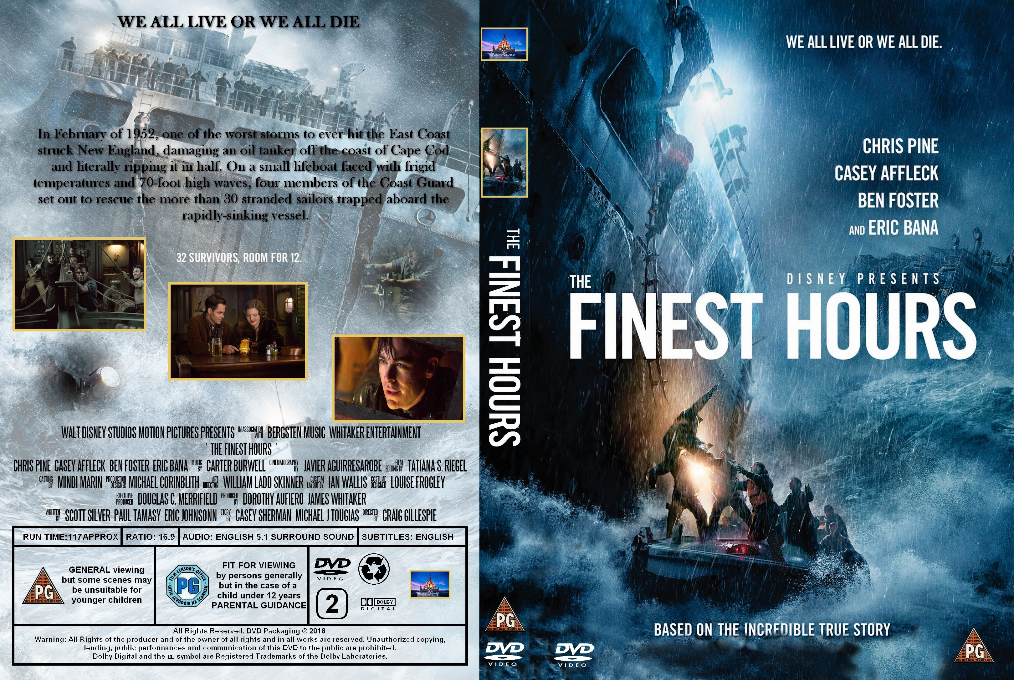 The Finest Hour Cover Jacket