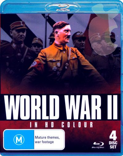 World War 2 in HD Colour