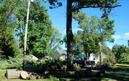 Grand Rapids Tornado Damage 2016 6