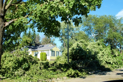 Grand Rapids Tornado Damage 2016 8