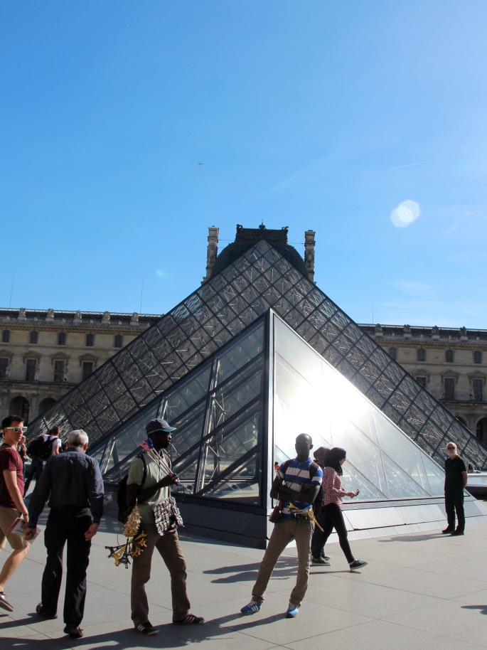 courtyard-of-the-louvre