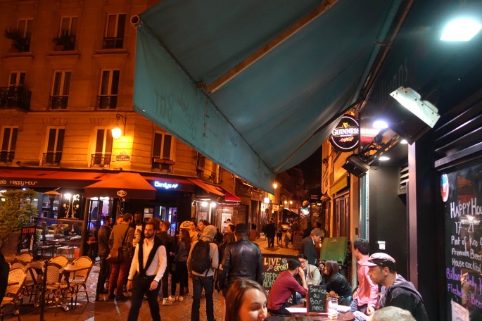 rue-des-lombard-paris-by-night