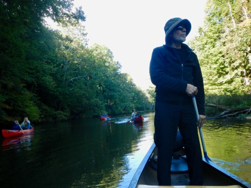 punting-on-the-rogue-river