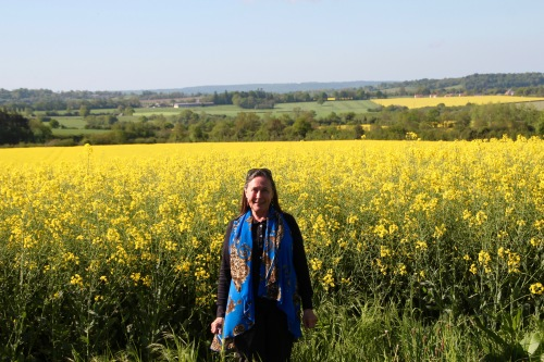 kathi-in-field-of-rapeseed-05-15-16-france-countryside