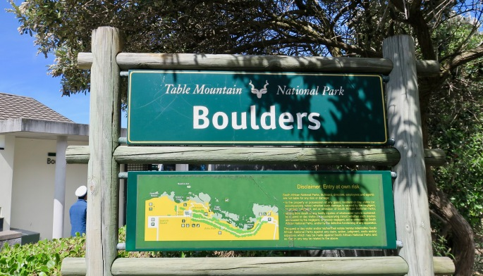signpost-for-boulders-beach-african-penguins-at-boulders-south-africa