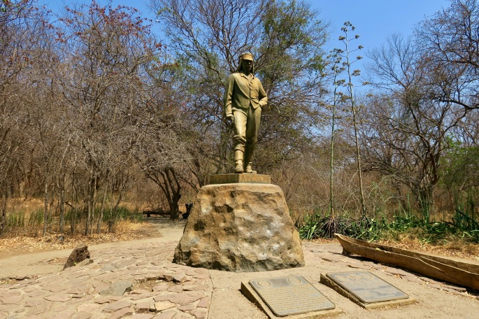 monument-to-christian-explorer-dr-david-livingstone-zambezi-national-park-zimbabwe