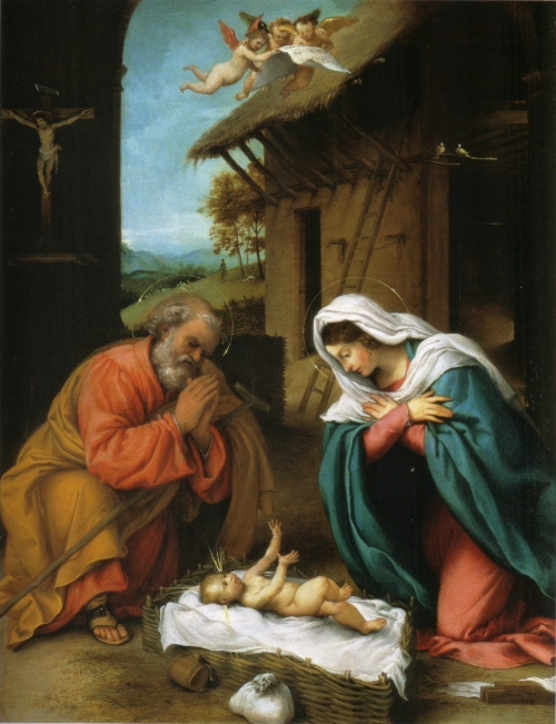 nativity-by-lorenzo-lotto-1523-public-domain-in-usa