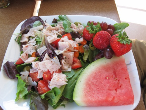 salad-with-fresh-fruit