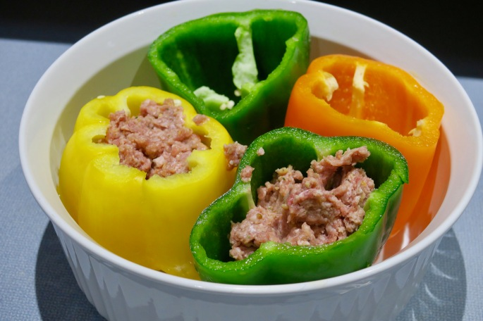 stuffing-peppers
