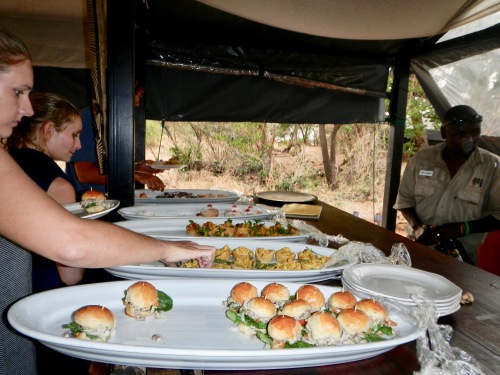 tea-party-in-tent-on-livingstone-island-devils-pool-zambia
