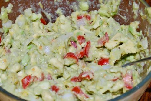 avocado-into-guacamole