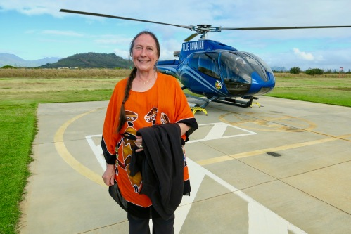 kathi-at-blue-hawaiian-heliport-kauai