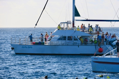 lucky-lady-catamaran-on-south-coast-of-kauai